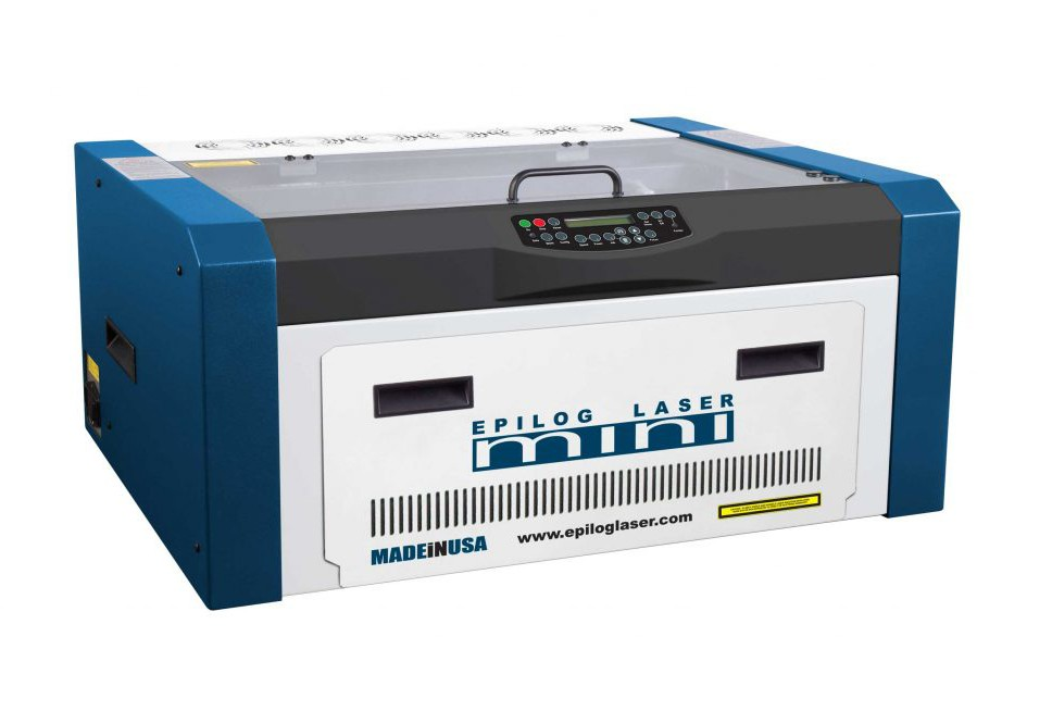 Epilog Laser Engraver Mini – 30 Watt